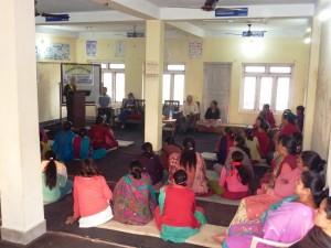 Sangam Computer Literacy Class